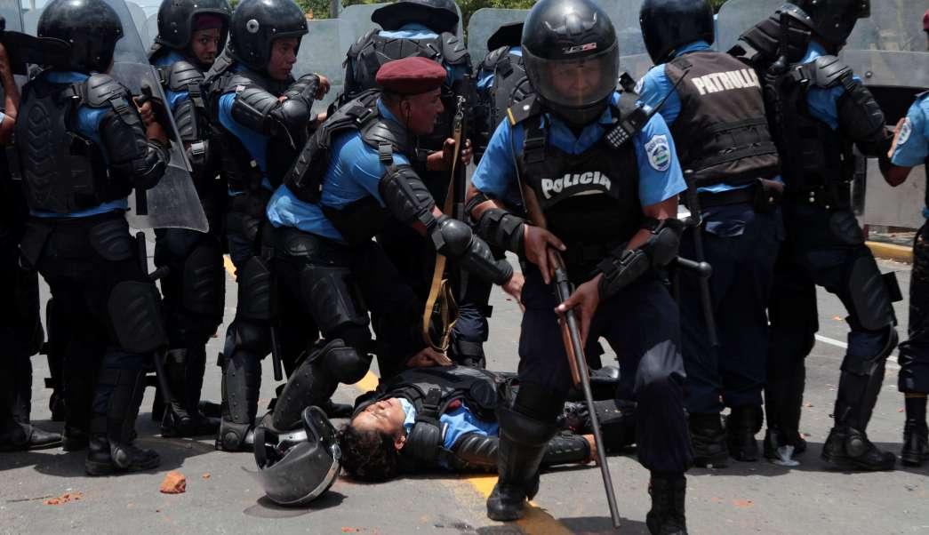 OEA condena actos violentos y llama paz Nicaragua