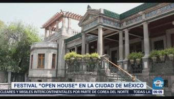 Open House Festival Arquitectura Ciudad de México