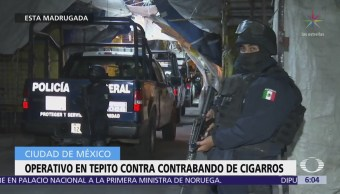 Operativo Mala copa en bares del Centro deja 6 detenidos