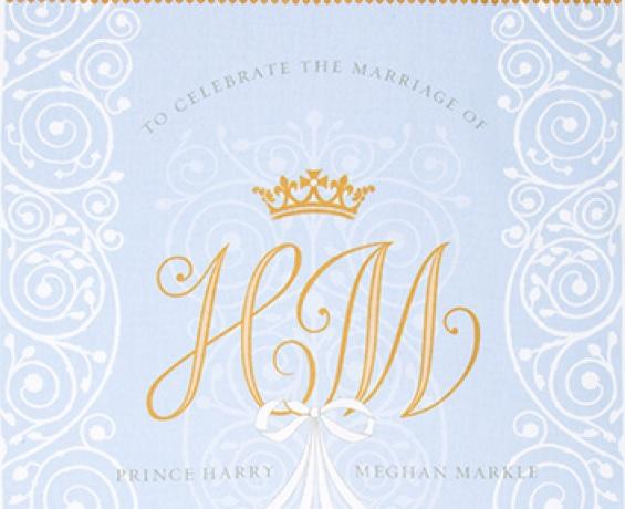 paño de cocina del principe harry y meghan markle