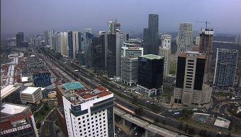 Prevén lluvias aisladas para la Ciudad de México; termómetro alcanzará los 26 grados