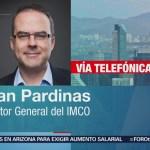 Participación ciudadana no es sólo poner boleta en la urna, dice Pardinas