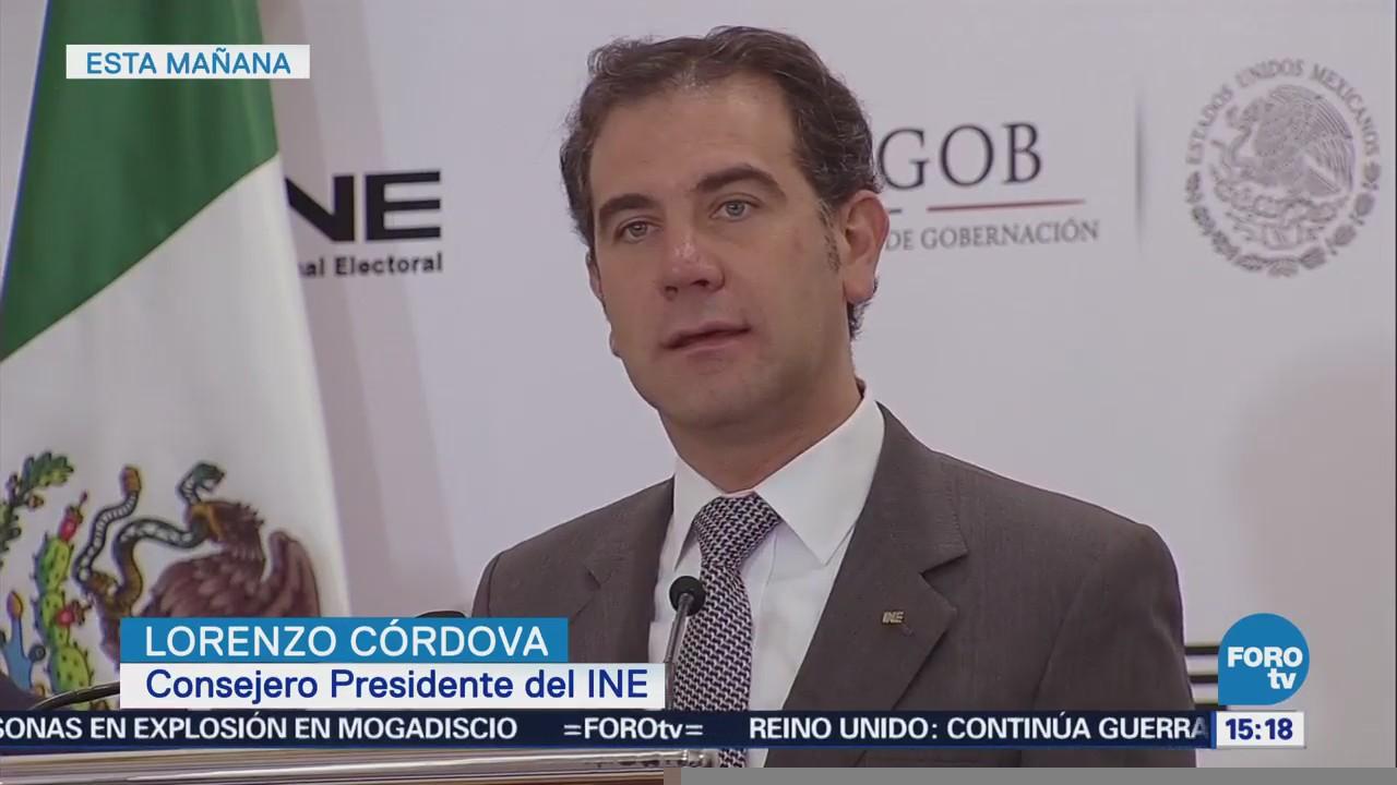 Partidos políticos deben solicitar protección para sus candidatos: INE