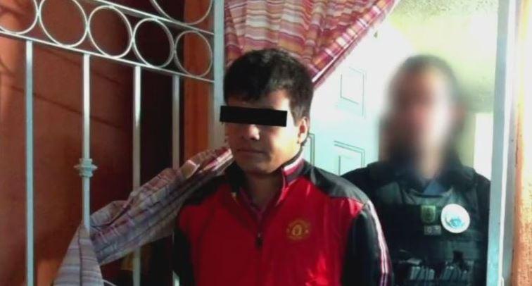 Capturan a presunto pederasta en Zúñiga, Jalisco