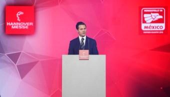 Peña Nieto espera pronto acuerdo sobre TLCAN