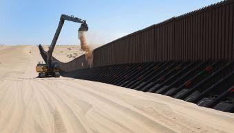 Pentágono no pagará muro Trump solo vallas zonas militares