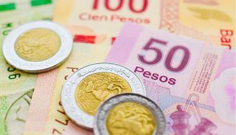 Peso mexicano gana por optimismo en torno al TLCAN