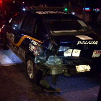 Conductor atropella a policía al tratar de escapar del alcoholímetro en CDMX