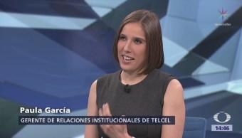 Presentan Gigared 4.5 Paula García Relaciones Institucionales De Telcel