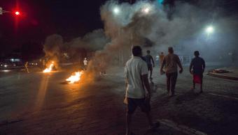 Se recrudecen las protestas en Nicaragua