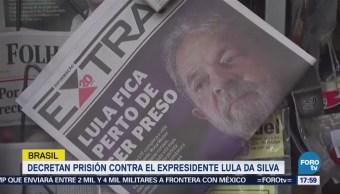 PT convoca a movilización tras orden de prisión de Lula
