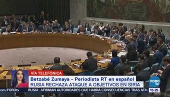 Putin lamenta ataque a objetivos en Siria
