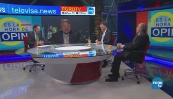 Televisa News, Leo Zuckermann, Quién, gana, renegociación, TLCAN