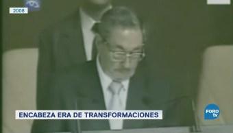 Raúl Castro Legado Cuba Mandato Presidente