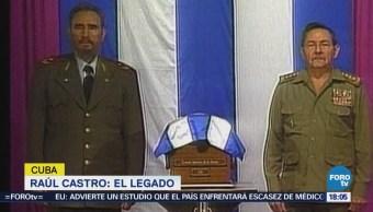 Raúl Castro El legado
