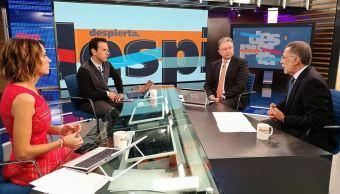 René Delgado: Hay indignación por propuestas de 'El Bronco' en primer debate
