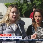 Representantes PRI INE Presentan Queja Contra Amlo