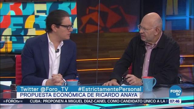 Ricardo Anaya busca aumentar inversión pública: Salomón Chertorivski