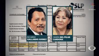 denuncian posible enriquecimiento candidato alcalde slp y su familia