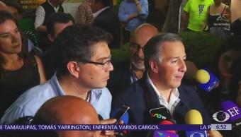 Ríos Piter y 'Red Espíritu Jaguar' se suman a campaña de Meade
