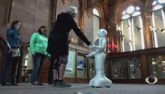 Robot Realizará Visitas Guiadas Museos Smithsonianos