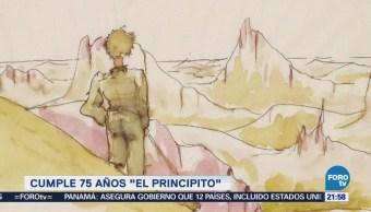 """Efeméride En una Hora: """"El Principito"""" cumple 75 años"""