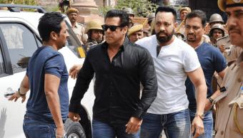 Actor de Bollywood, condenado a cinco años de prisión