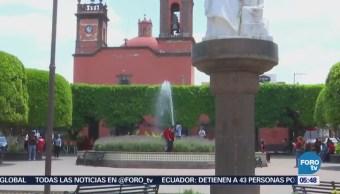 San Juan del Río, Querétaro, patrimonio mundial