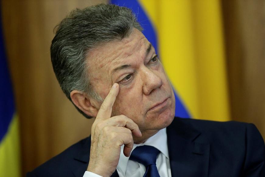 Santos afirma que hay pruebas Santrich narcotráfico
