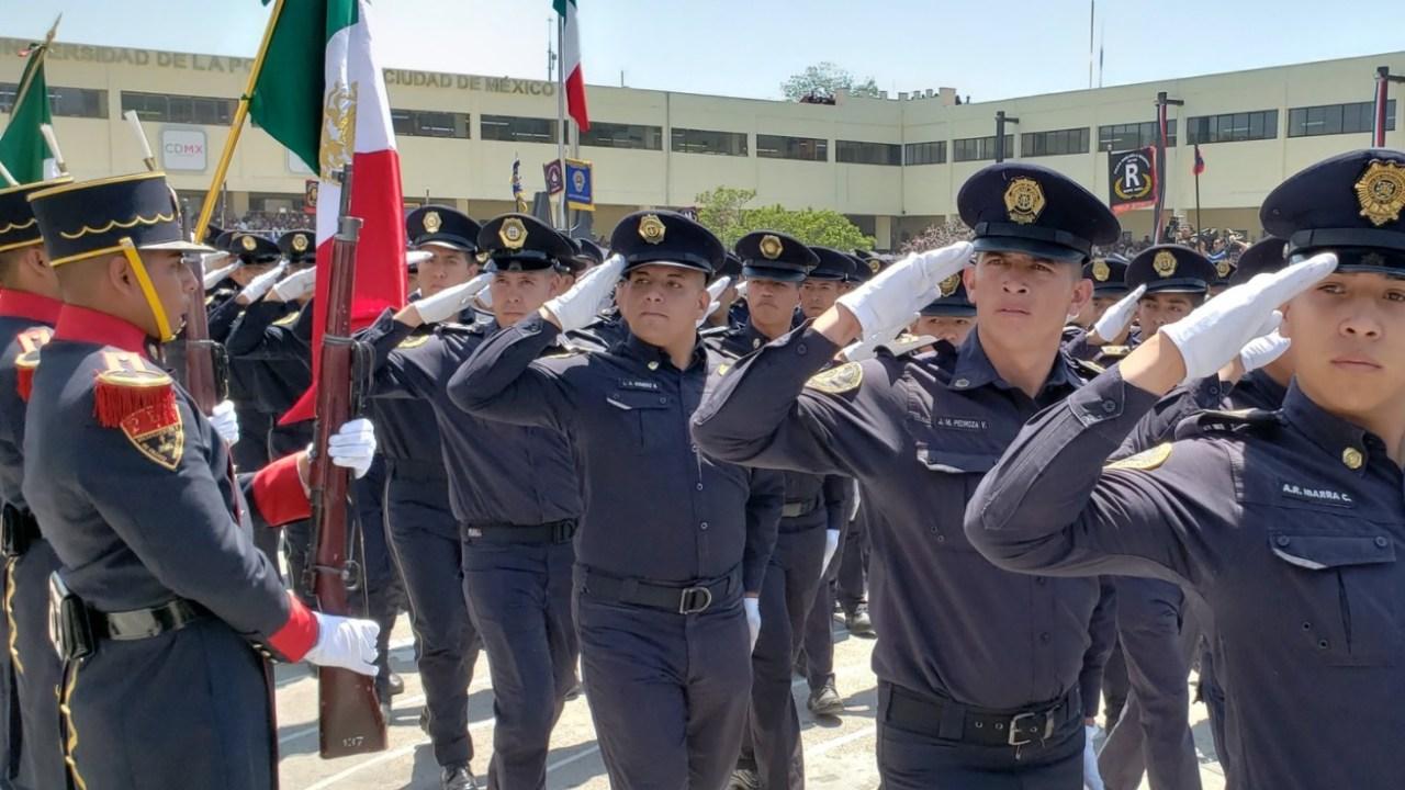 Fuerzas Especiales reforzarán vigilancia de la CDMX: Amieva
