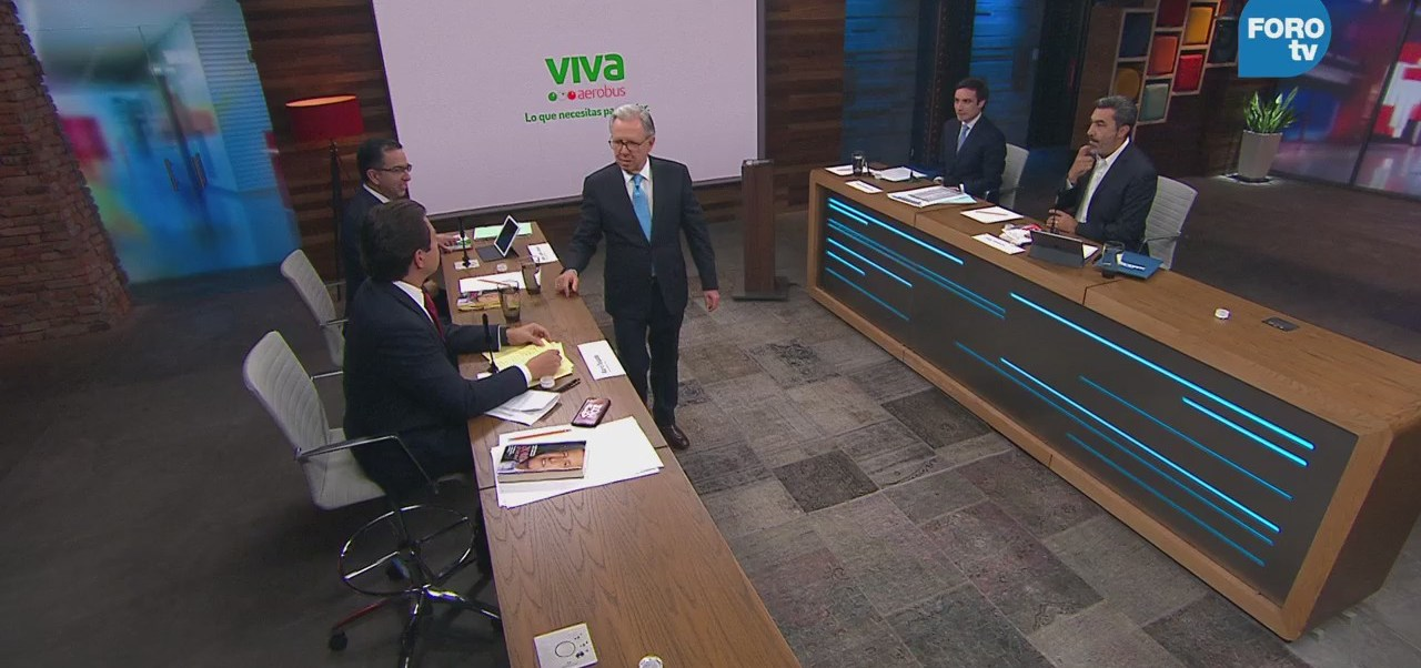 Debate Voceros Candidatos Presidenciales Si Me Dicen No Vengo Joaquín