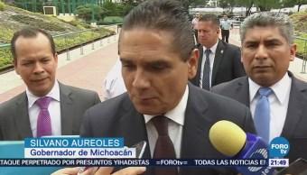 Silvano Aureoles No Se Integra Campaña Meade