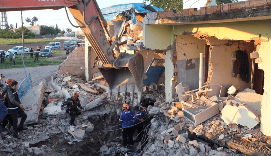 Sismo de 5.1 grados en Turquía deja 39 heridos leves