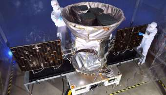 SpaceX aplaza lanzamiento potente satélite cazaplanetas nasa