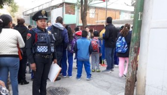 Sin incidentes, regreso a clases en la CDMX, reportan autoridades