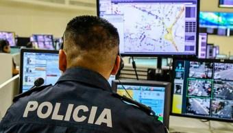 Detienen a tres sujetos por robar relojes en Polanco