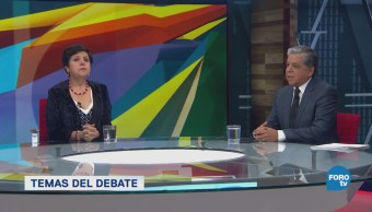 Temas Debate Presidencial Primer Conversan