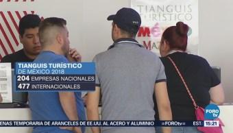Tianguis Turístico 2018 Derrama Económica 350 Mdp
