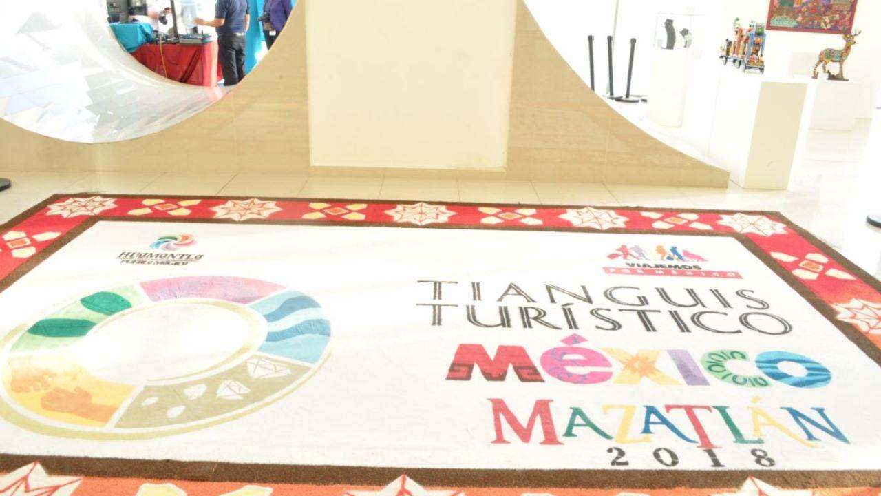 Mazatlán, Sinaloa, sede del Tianguis Turístico de México 2018