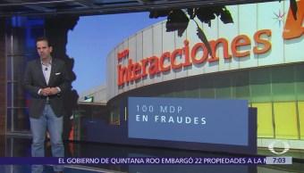 Trabajadores del grupo financiero Interacciones cometen fraude contra clientes