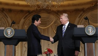Trump asegura que solo volverá TPP trato rechazar