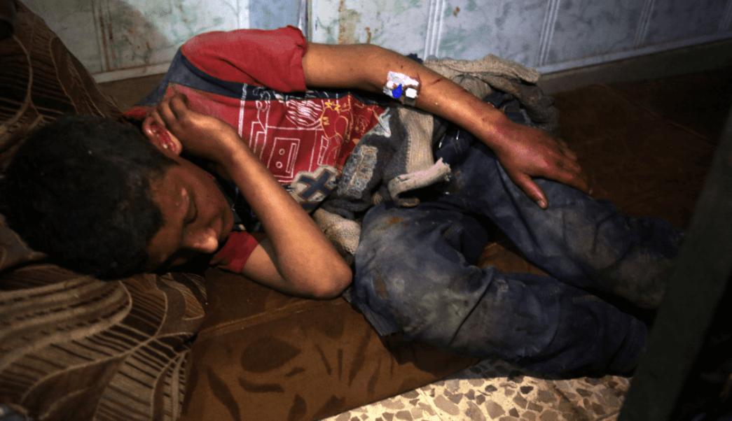 Pentágono no descarta acciones contra Siria tras presunto ataque químico
