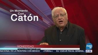 Un momento con Armando Fuentes 'Catón' del 6 de abril