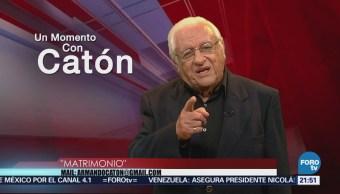 Un momento con Armando Fuentes 'Catón' del 4 de abril