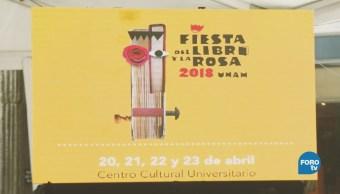 Unam Celebra Edición Feria Libro Rosa