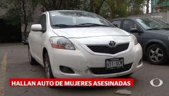 Localizan en Tlalpan vehículo de académica asesinada de la UNAM