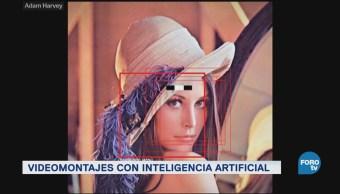 Videomontajes Hechos Inteligencia Artificial