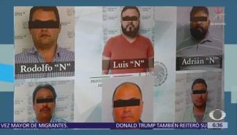Vinculan a proceso a seis detenidos por homicidio del periodista Carlos Domínguez