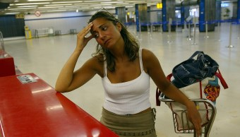 Falla informática causa complicaciones en aeropuertos de Europa