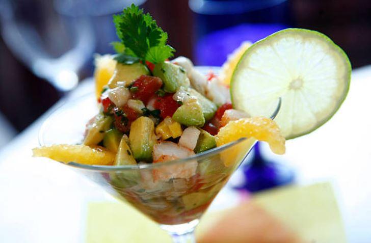 'Vuelve a la vida', platillo característico de la gastronomía veracruzana